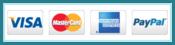 Logo de cartes de crédit